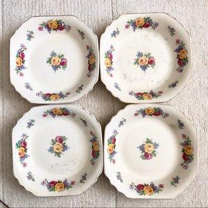 Vintage   China Bowls Set of 4